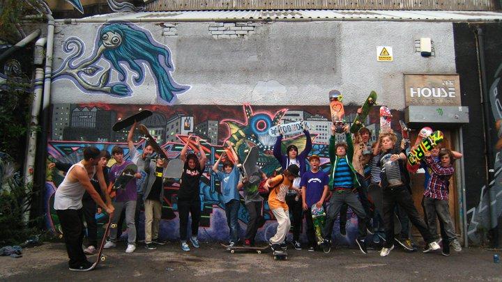 Skate Camp 2