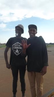 Stix & Vuyisile