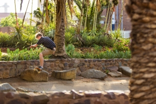 Tailslide by Damian Bramley in Kimberley