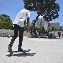 Abubakar Amour, Skater and Former Winner